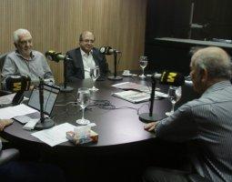 [Dr.José Carlos,Dr.Roberto Sá e Dr.Heitor Ghissoni]