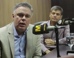 [Eduardo Novaes e Luis Claudio]