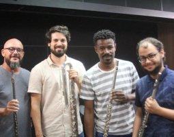 [Quarteto de Flautas da Bahia]
