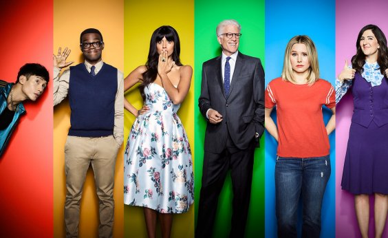 [The Good Place]