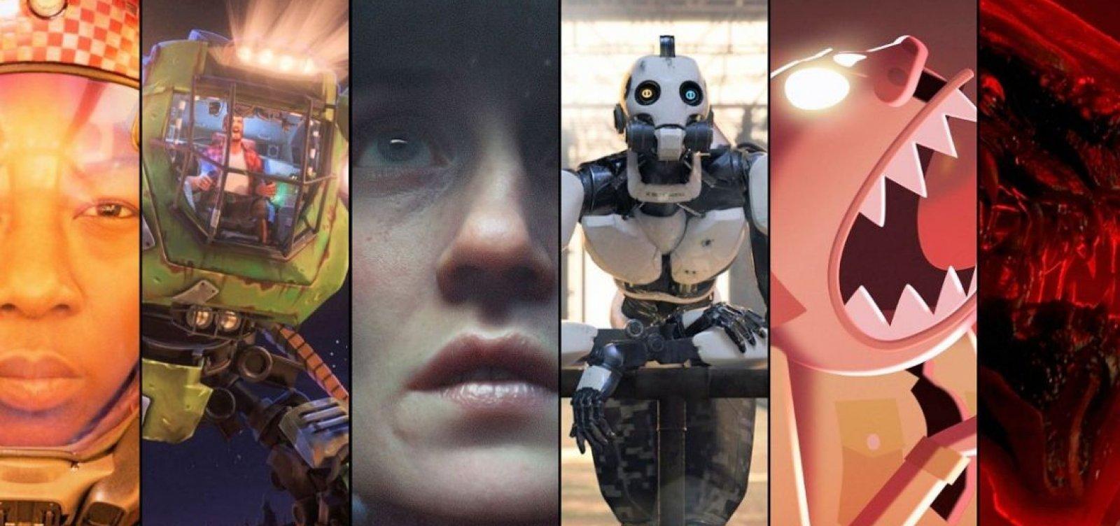 [Love Death & Robots]