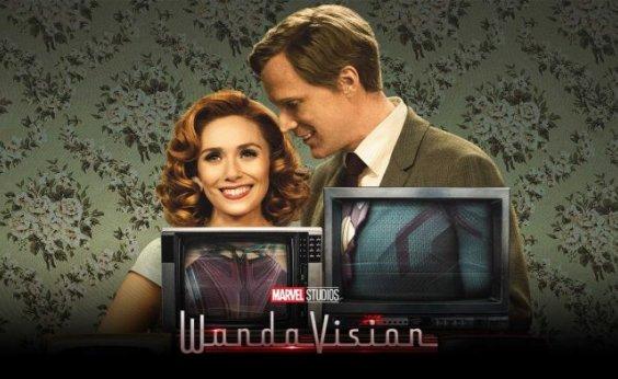 [WandaVision: primeira série da Marvel no canal Disney +]