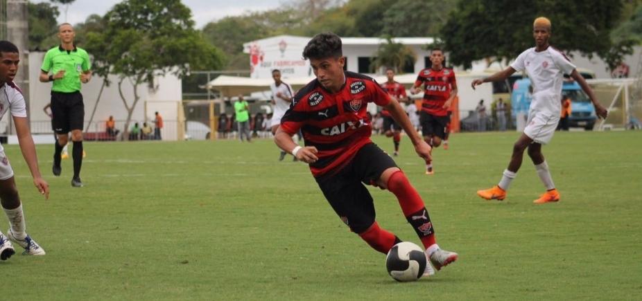 16dc6ca5d3c2b Zagueiro e atacante do Vitória são convocados para seleção sub-20 ...