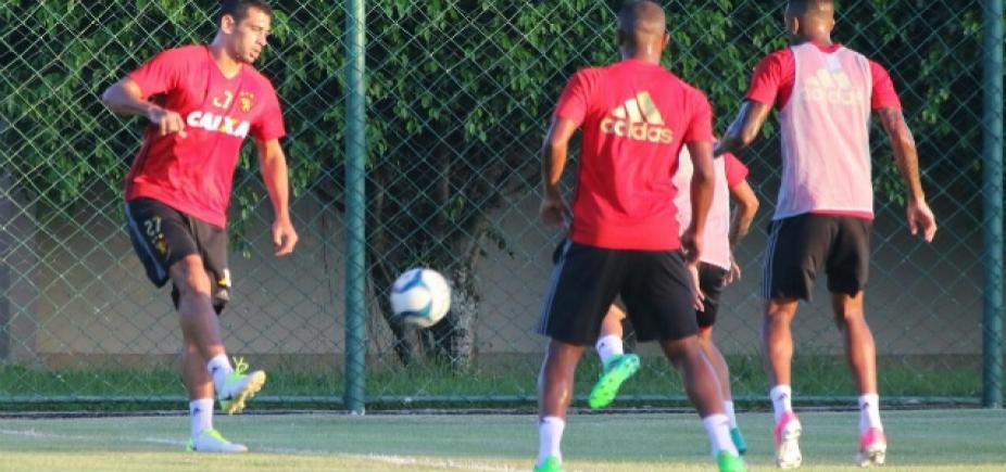 5b3ba57eff84f Diego Souza volta a treinar e pode enfrentar o Bahia na decisão do Nordestão