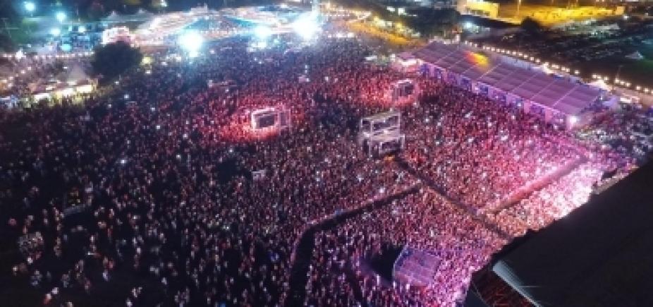 Primeira noite do Arraiá do Galinho faz sucesso e segundo dia tem grandes  atrações fbb43b0ccb9