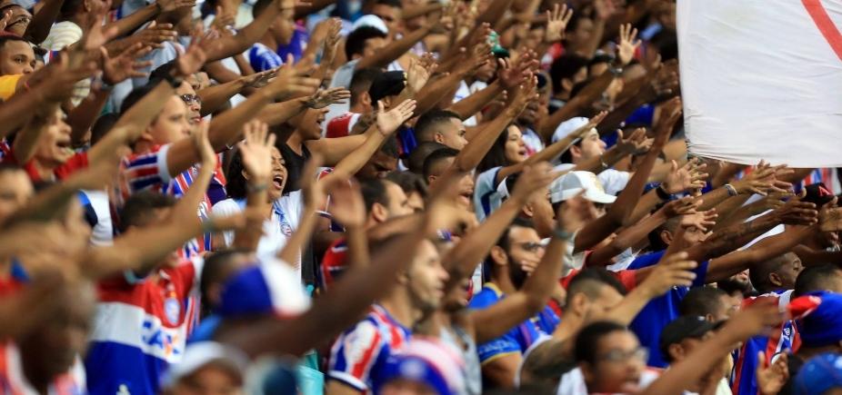 Mais de 14 mil ingressos já foram vendidos para Bahia x Flamengo ... c6135d9b84433
