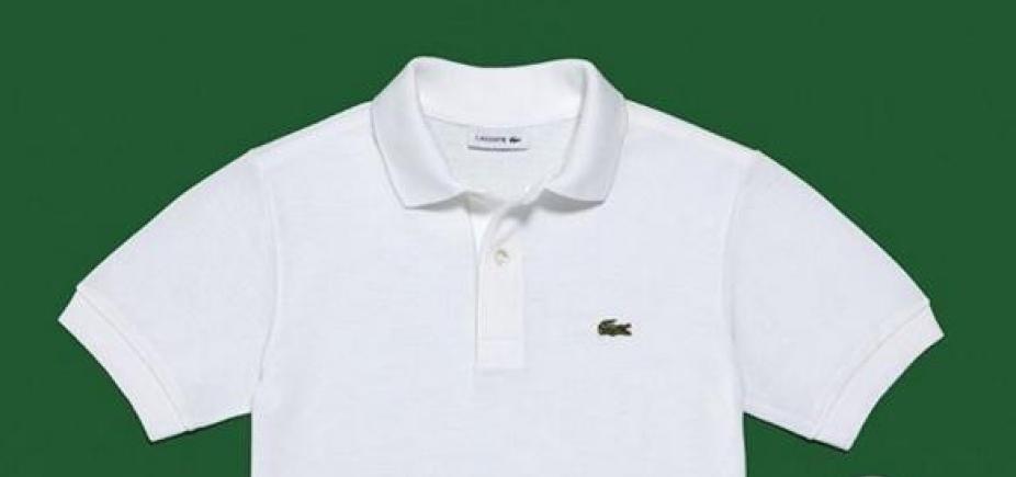 Lacoste substitui crocodilo de camisas polo  vídeo - Metro 1 59eee52378