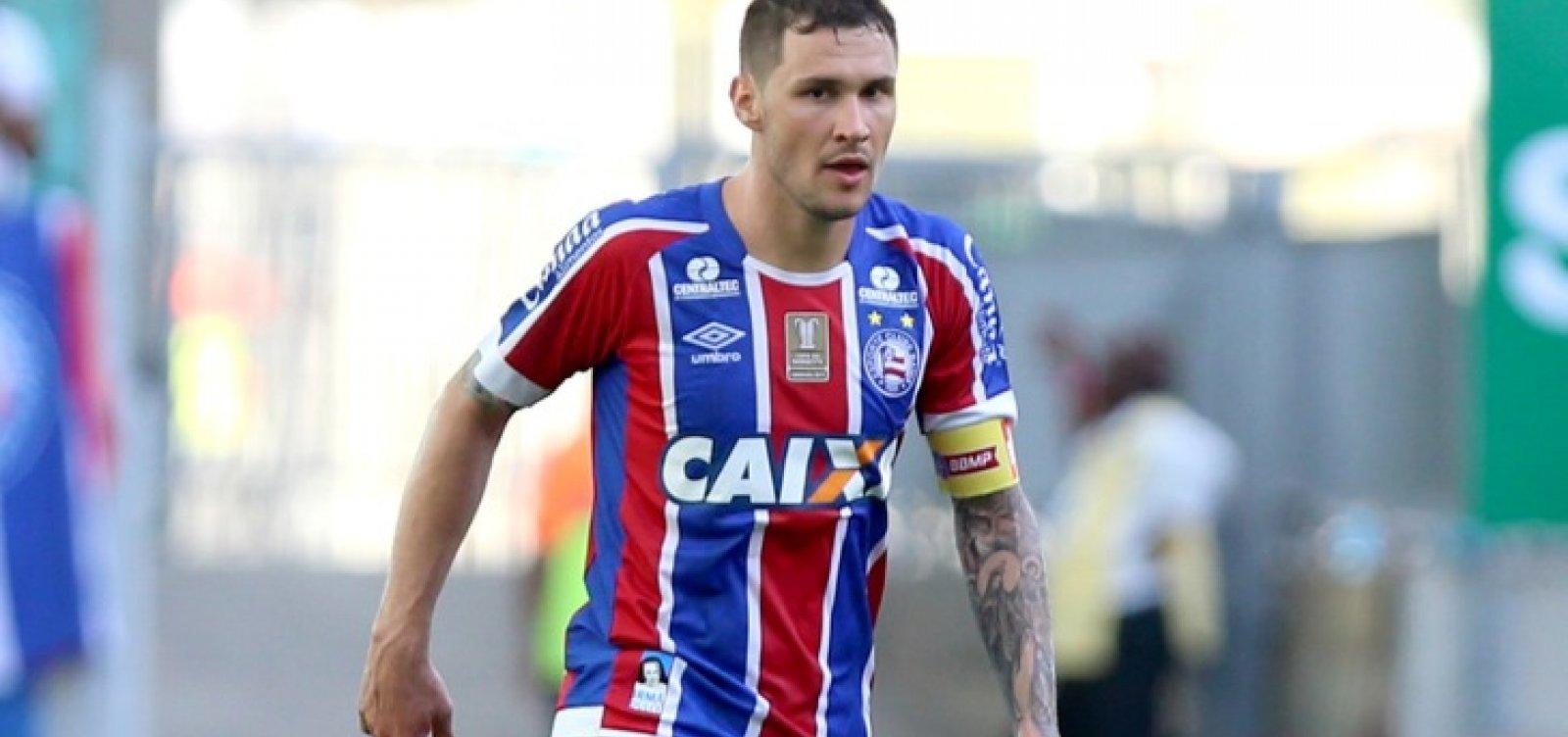 edb3fb8d9b926 Time da Itália se interessa por contratação de zagueiro do Bahia ...