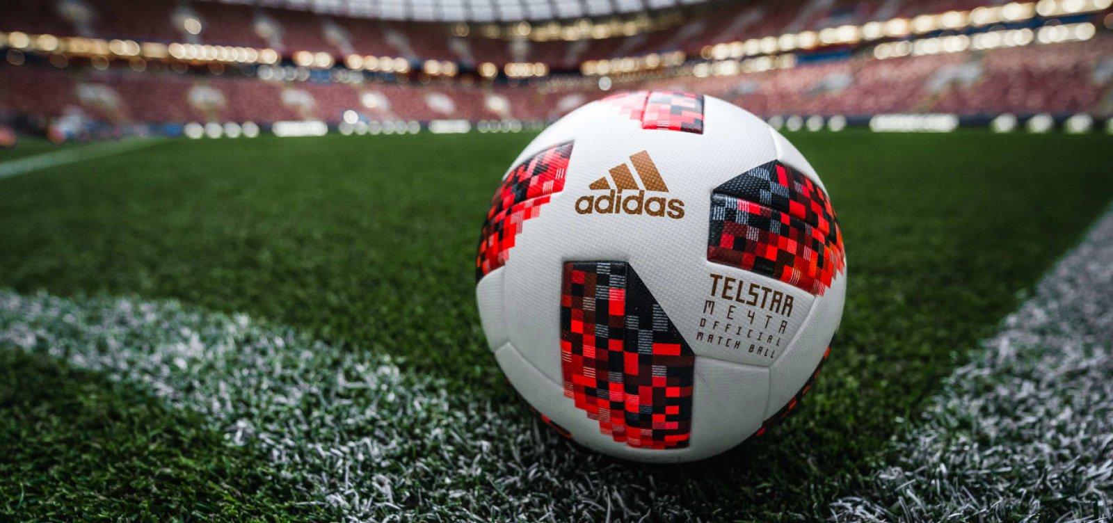 Copa da Rússia terá bola colorida a partir das oitavas de final ... 0a831d695c947