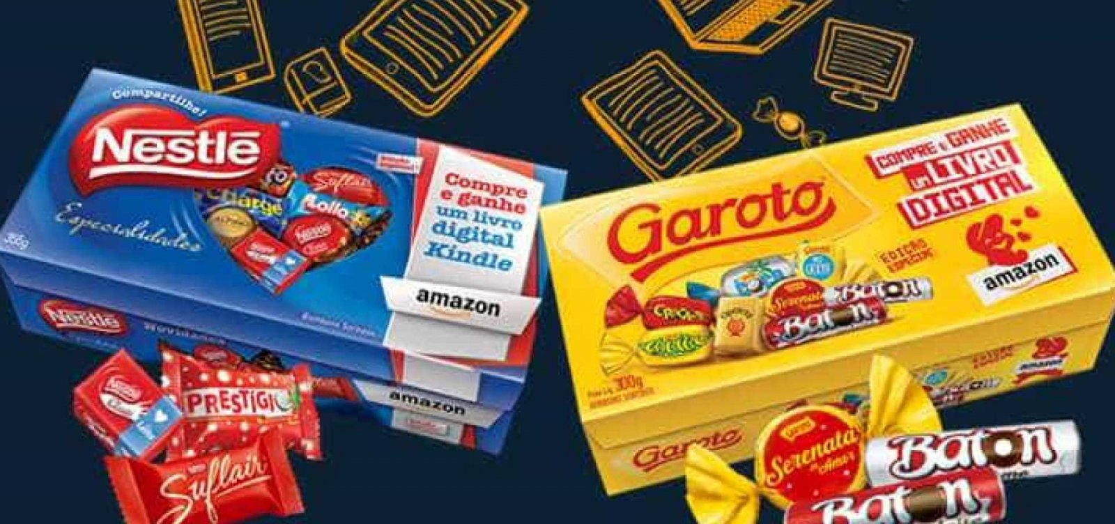 8299e9773 Nestlé pode ser obrigada a leiloar marcas da Garoto após 16 anos ...