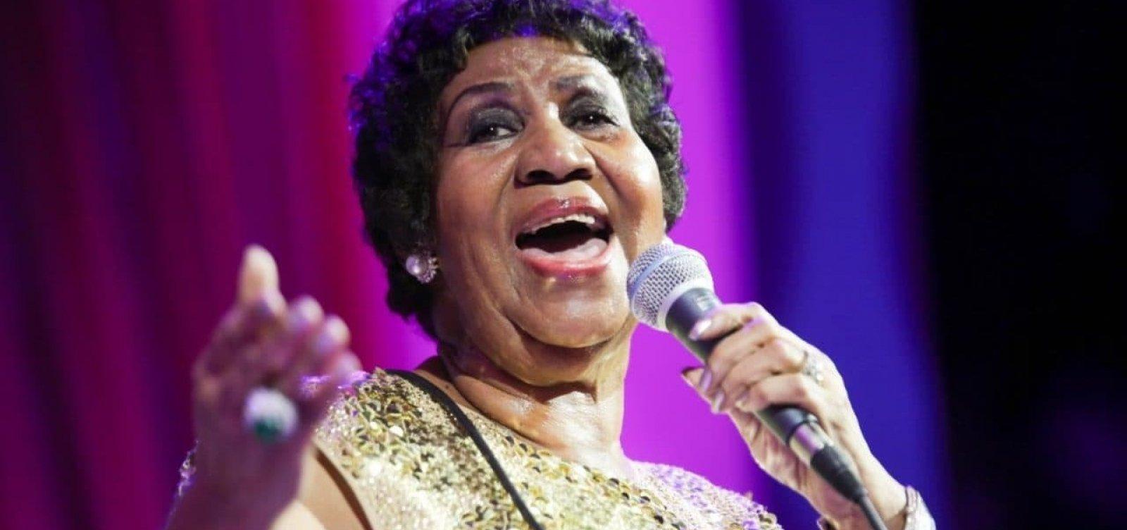 Resultado de imagem para Aretha Franklin, rainha do soul, morre aos 76 anos, diz agência