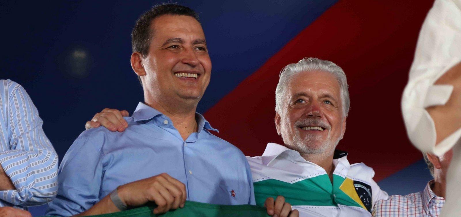 Campanhas de Rui e Wagner vão à Justiça após TV Bahia manter ...
