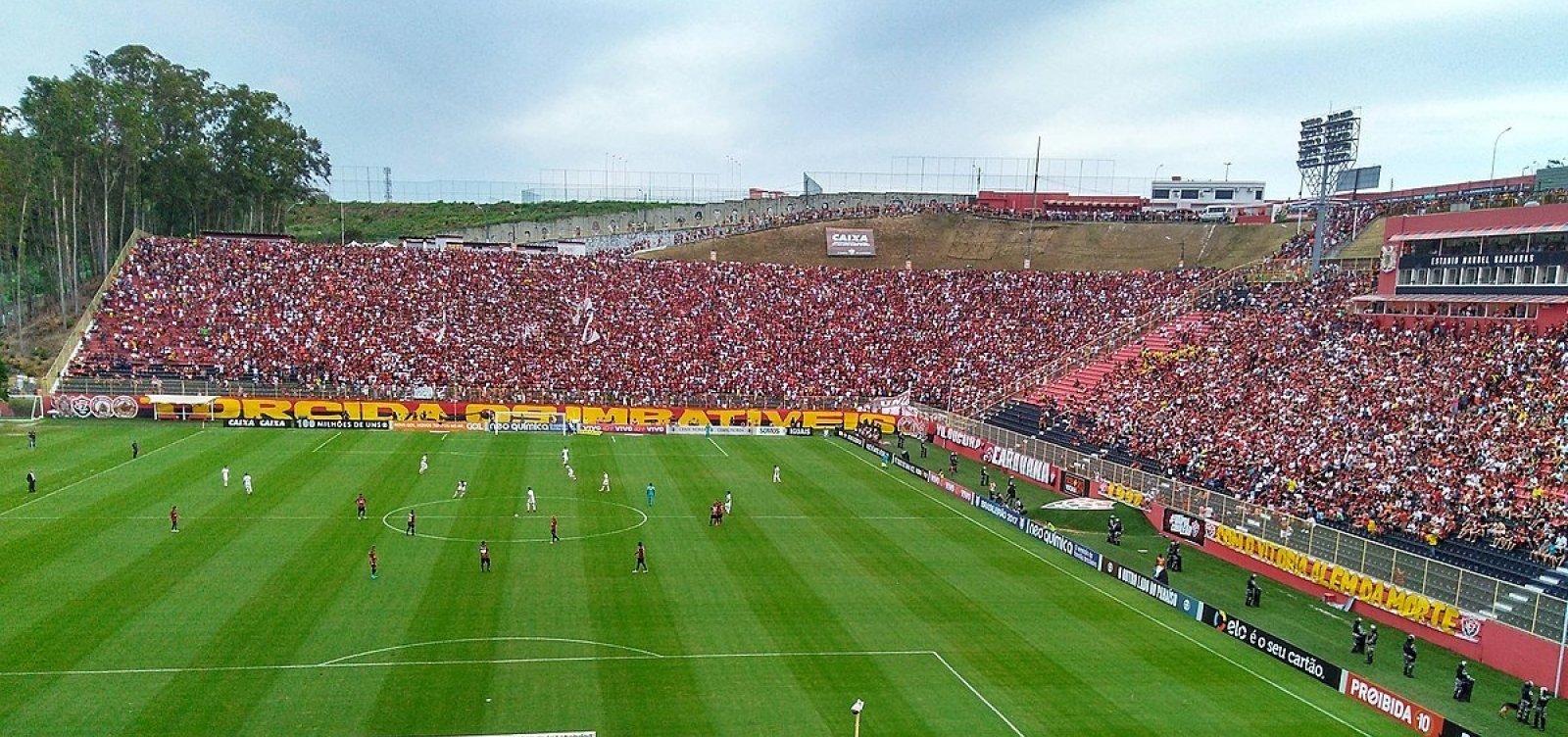 5fe04d3c4bb4d Confira escalações de Vitória e Bahia para jogo de hoje - Metro 1