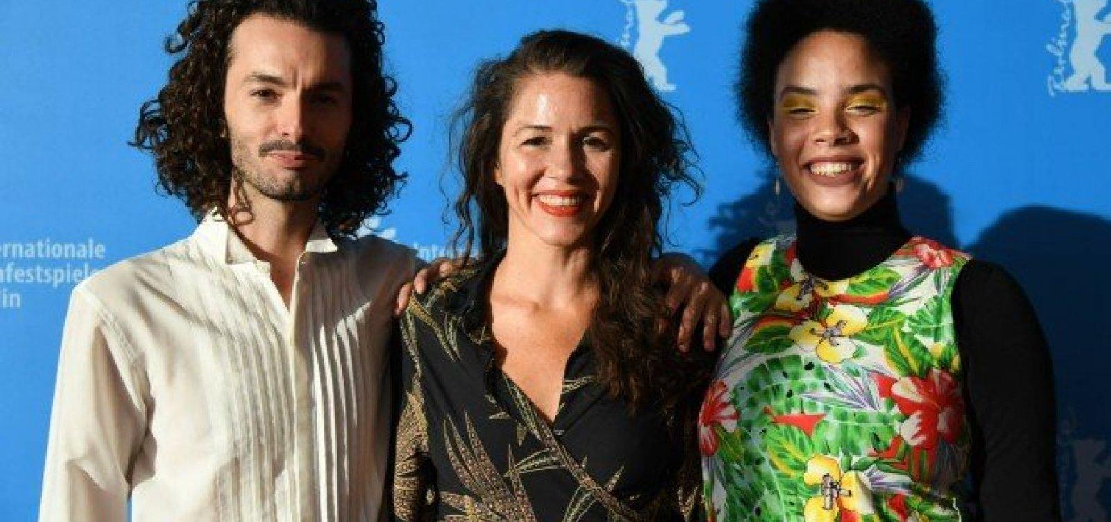 9de2f31ba7cc9 Filme brasileiro ganha prêmio da Anistia Internacional no Festival de Berlim