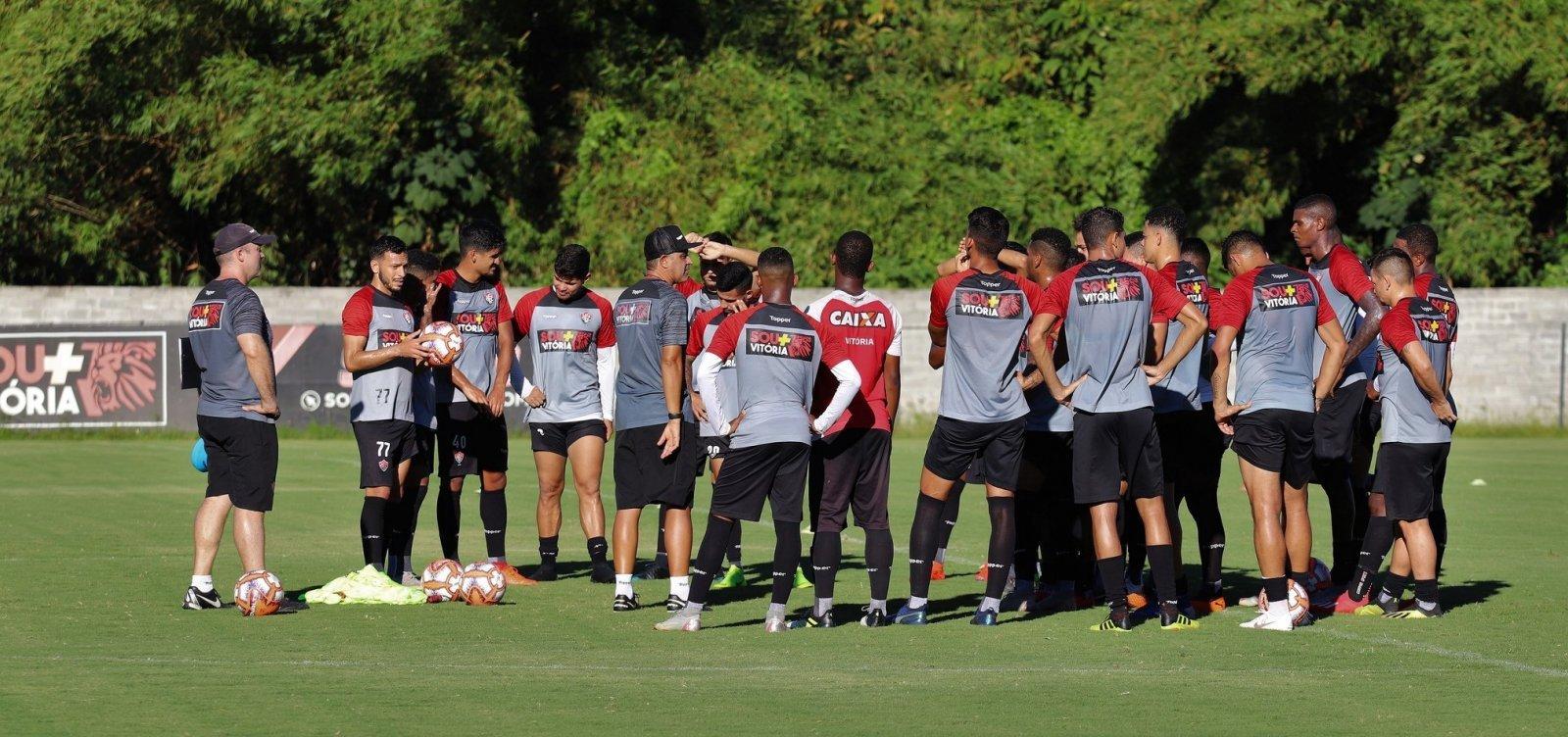 4b3f0e230d8a1 Vitória enfrenta o Botafogo-PB hoje (7) no Barradão- Metro 1