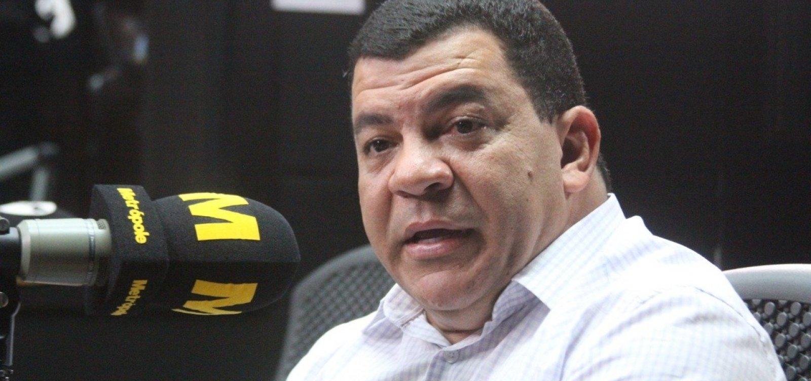 Paulo Bomfim busca reeleição em Juazeiro com apoio de aliados: 'Nosso time  é forte e coeso' - Metro 1