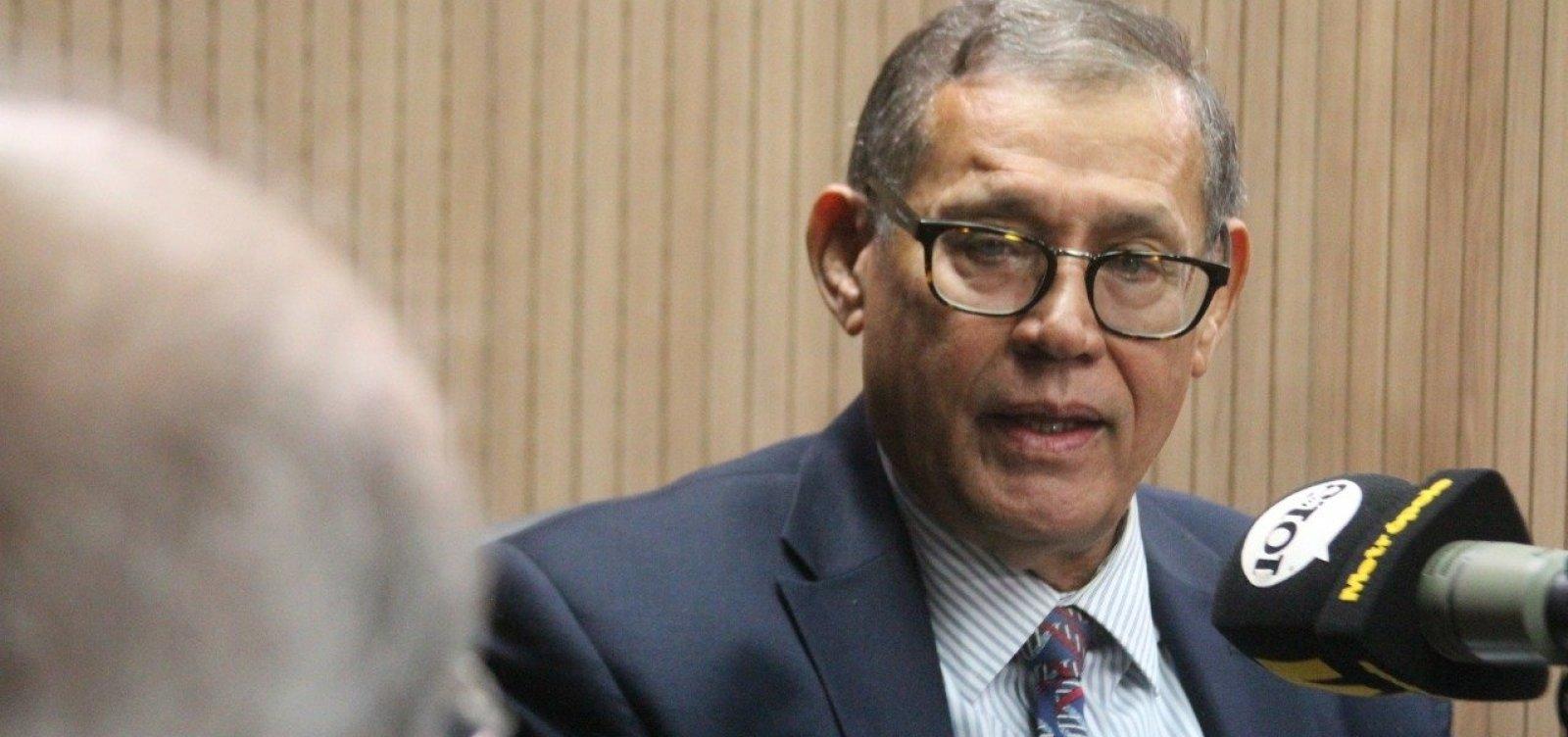 Coronavírus: Roberto Badaró não vê risco 'muito grande' para ...