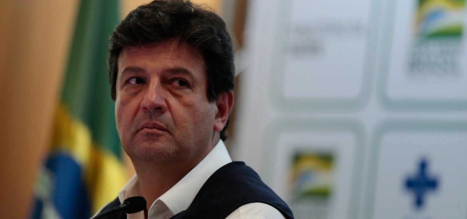 Bolsonaro vê respaldo para demitir Mandetta; ministro admite erro ...