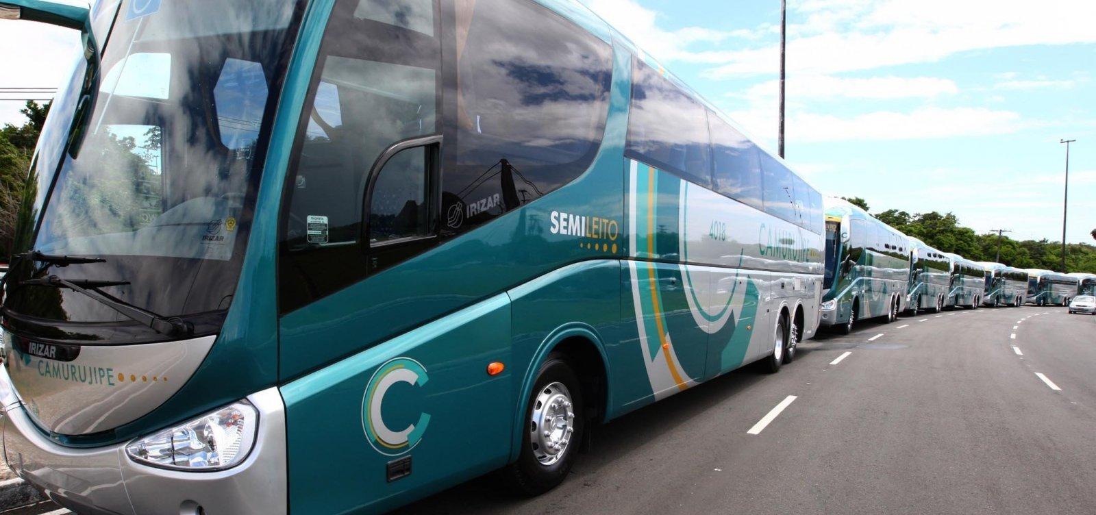 Mais cinco cidades baianas têm transporte intermunicipal suspenso ...