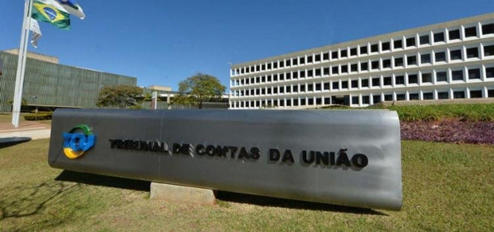 TCU vê indícios de fraude em contratos do governo que somam R$ 500 ...