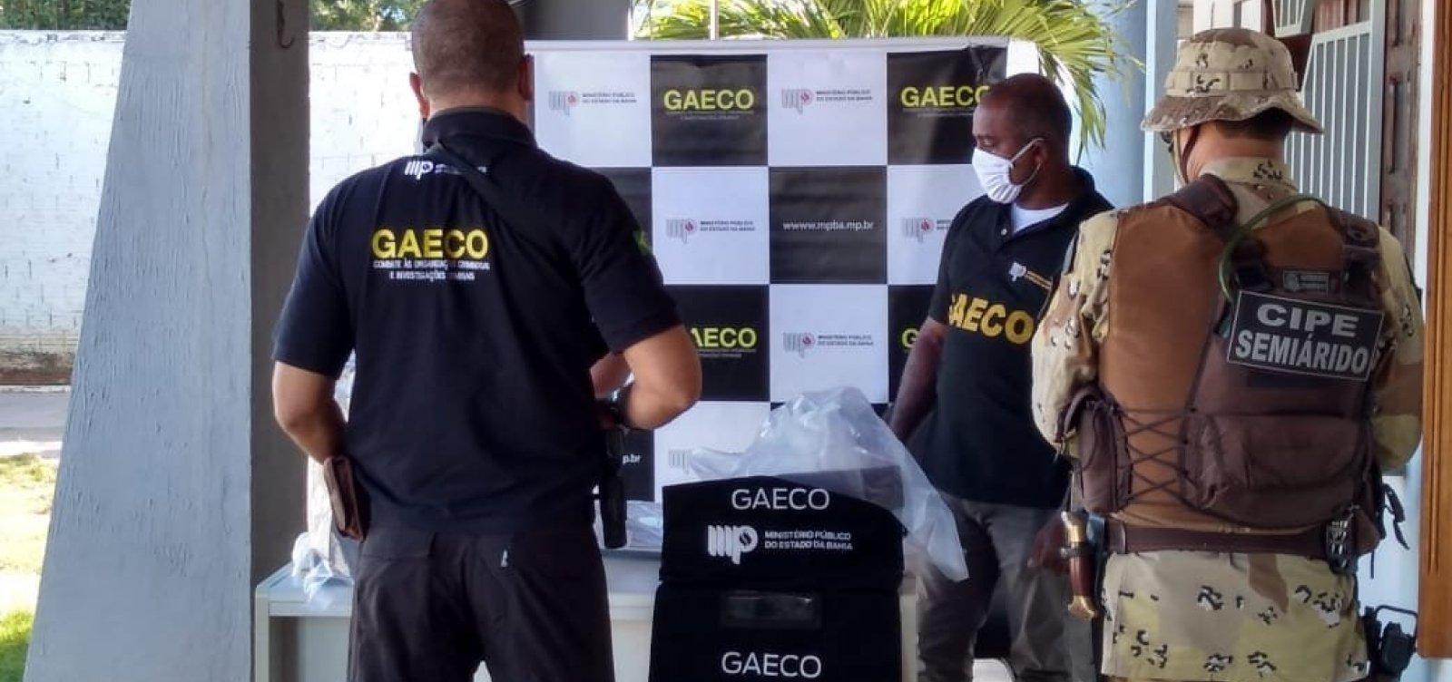Polícia cumpre mandado na Bahia em investigação sobre compra de ...