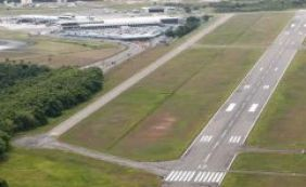 [Pista do aeroporto de Salvador será interditada na madrugada de 15 a 25 de junho]