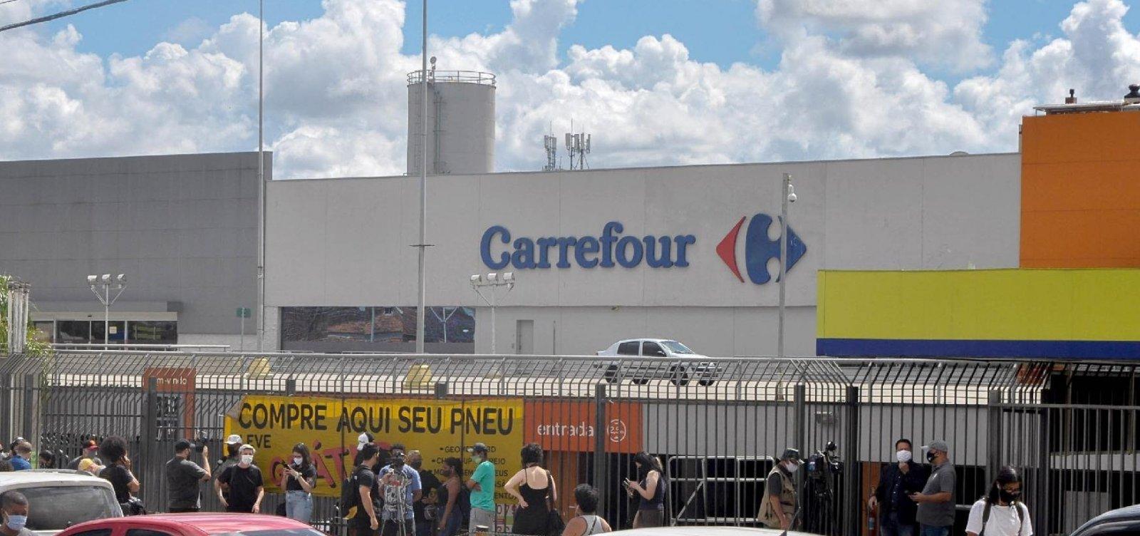 [Assassinato no Carrefour mostra 'sistema opressor e racista', lamenta Marta Rodrigues]