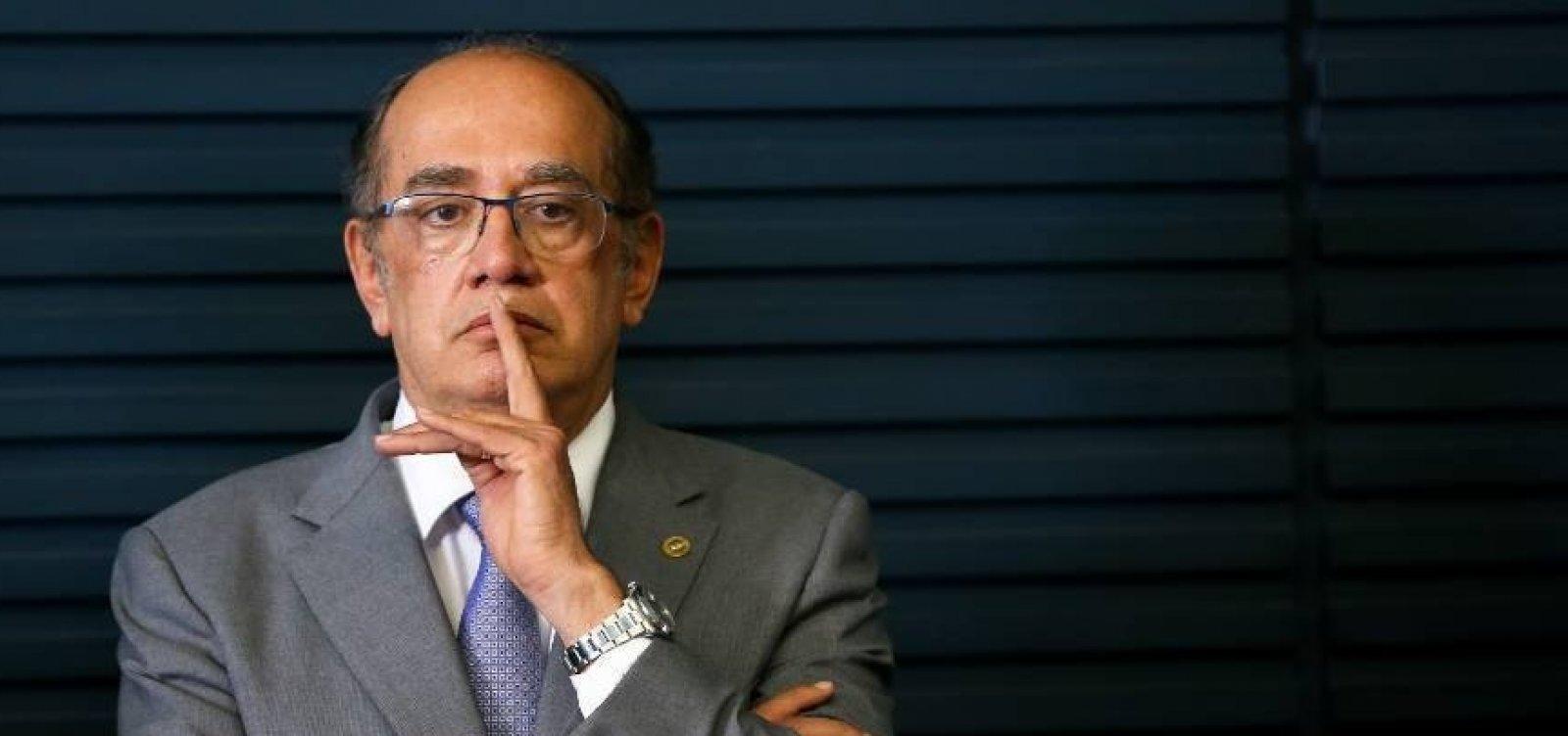 [Ministros do STF reagem a morte no Carrefour: 'assassinato bárbaro', diz Gilmar]