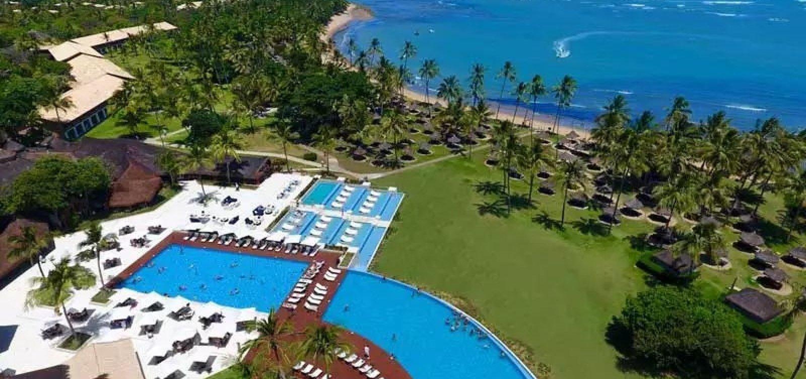 [Partido Verde cobra ao TCU ação contra liberação de resort em área de preservação ambiental em Praia do Forte]