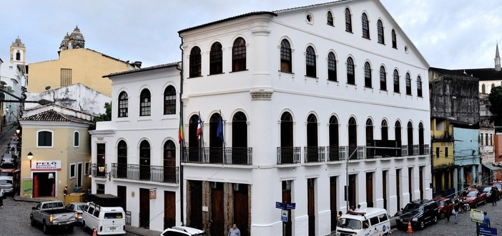 [Após oito meses fechada, Casa do Benin reabre com programação especial]