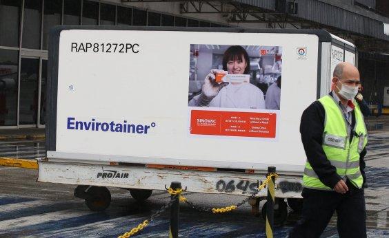 [Ministério da Saúde ignora Coronavac em possível acordo de compra para vacina]