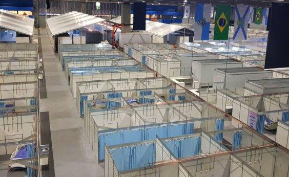 [Taxa de ocupação de leitos de UTI para Covid-19 no SUS chega a 92% no Rio]