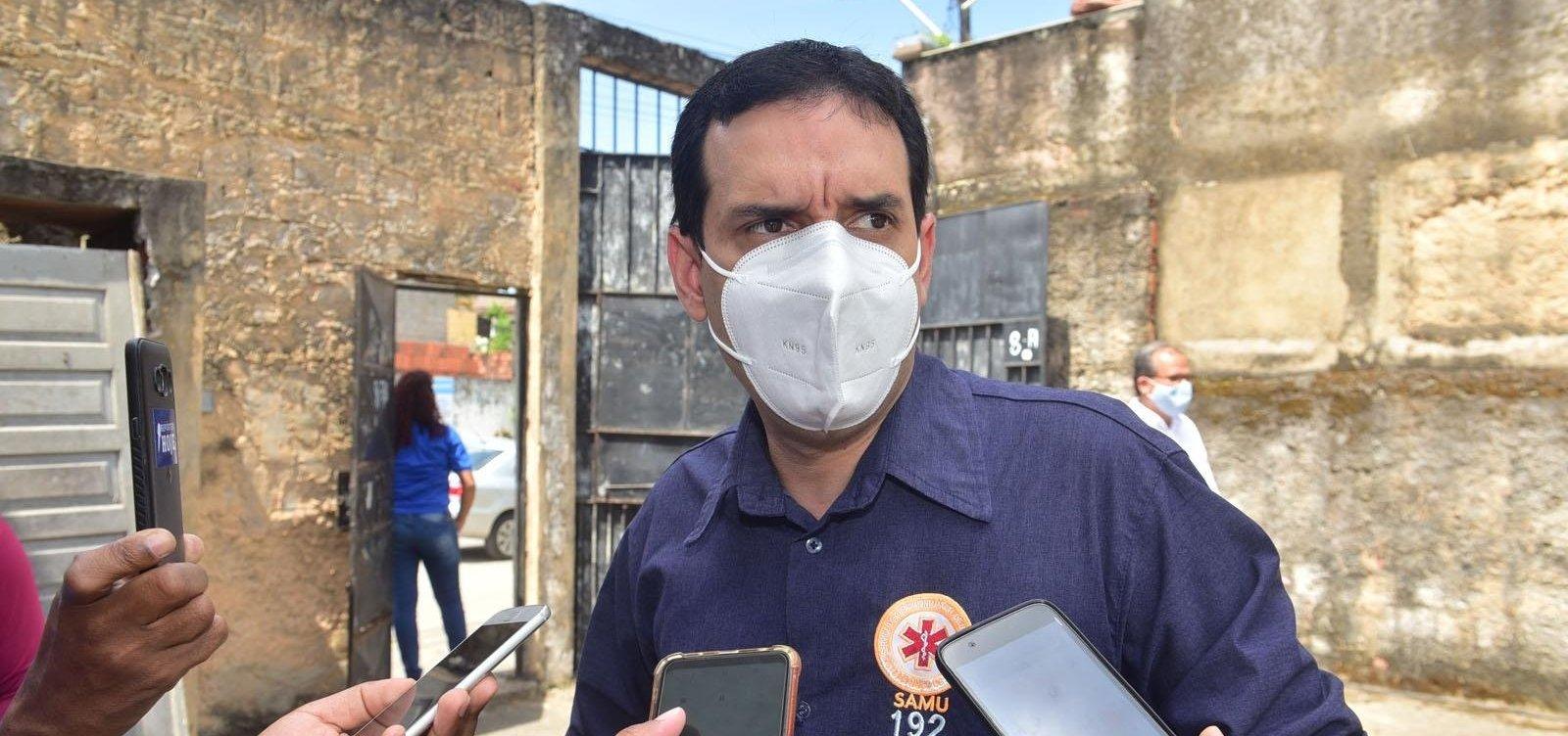 [Prates rebate fala sobre 'pós-pandemia' e diz que Salvador mantém estado de alerta]