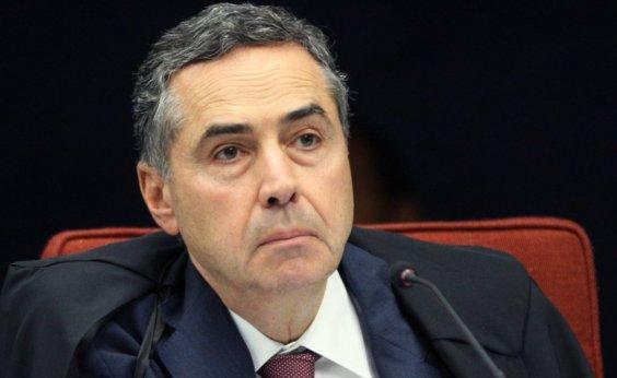 ['Há um esforço de desacreditar o processo eleitoral', diz o presidente do TSE]
