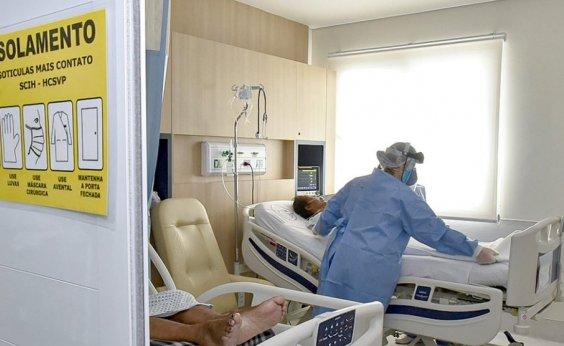 [Covid-19: hospitais de Feira de Santana, Juazeiro e Vitória da Conquista têm saturação nos leitos de UTI]