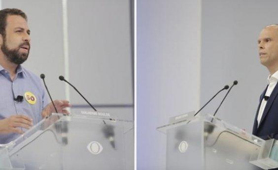 [Datafolha: Boulos alcança 45% e diminui diferença contra Covas, que tem 55%]