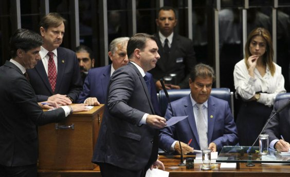 [STF avaliará gravidade da prática de 'rachadinhas' antes de julgar caso de Flávio Bolsonaro]