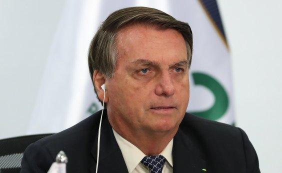 [Bolsonaro comenta possibilidade de se filiar a novo partido caso o 'Aliança pelo Brasil' não dê certo]