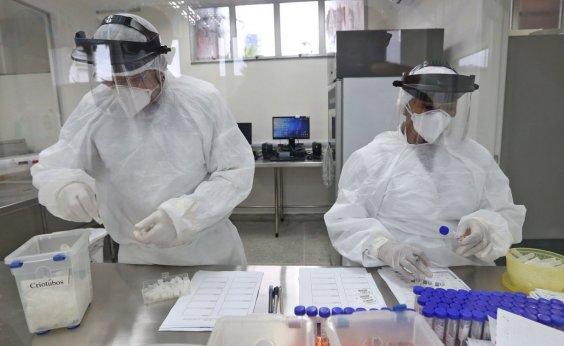 [Bahia registra 20 óbitos e 1.465 novos casos de Covid-19 nas últimas 24h]