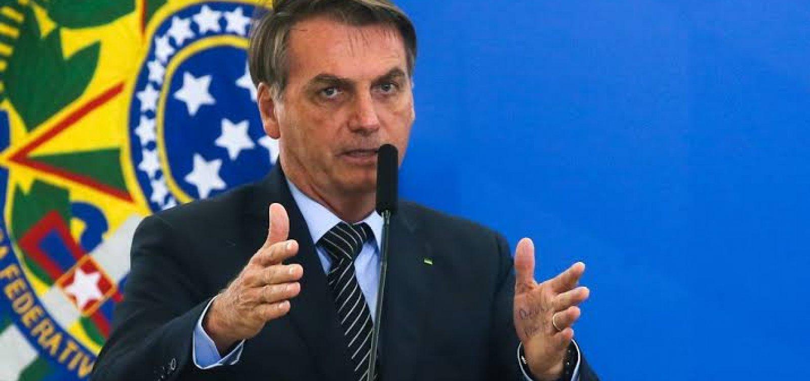 ['Pergunta para o vírus', diz Bolsonaro sobre possibilidade de prorrogar auxílio emergencial]