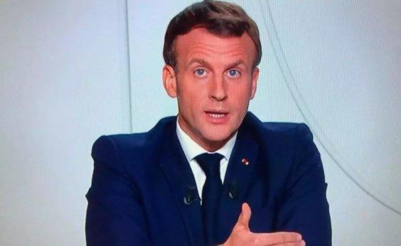 [França anuncia flexibilização do lockdown]