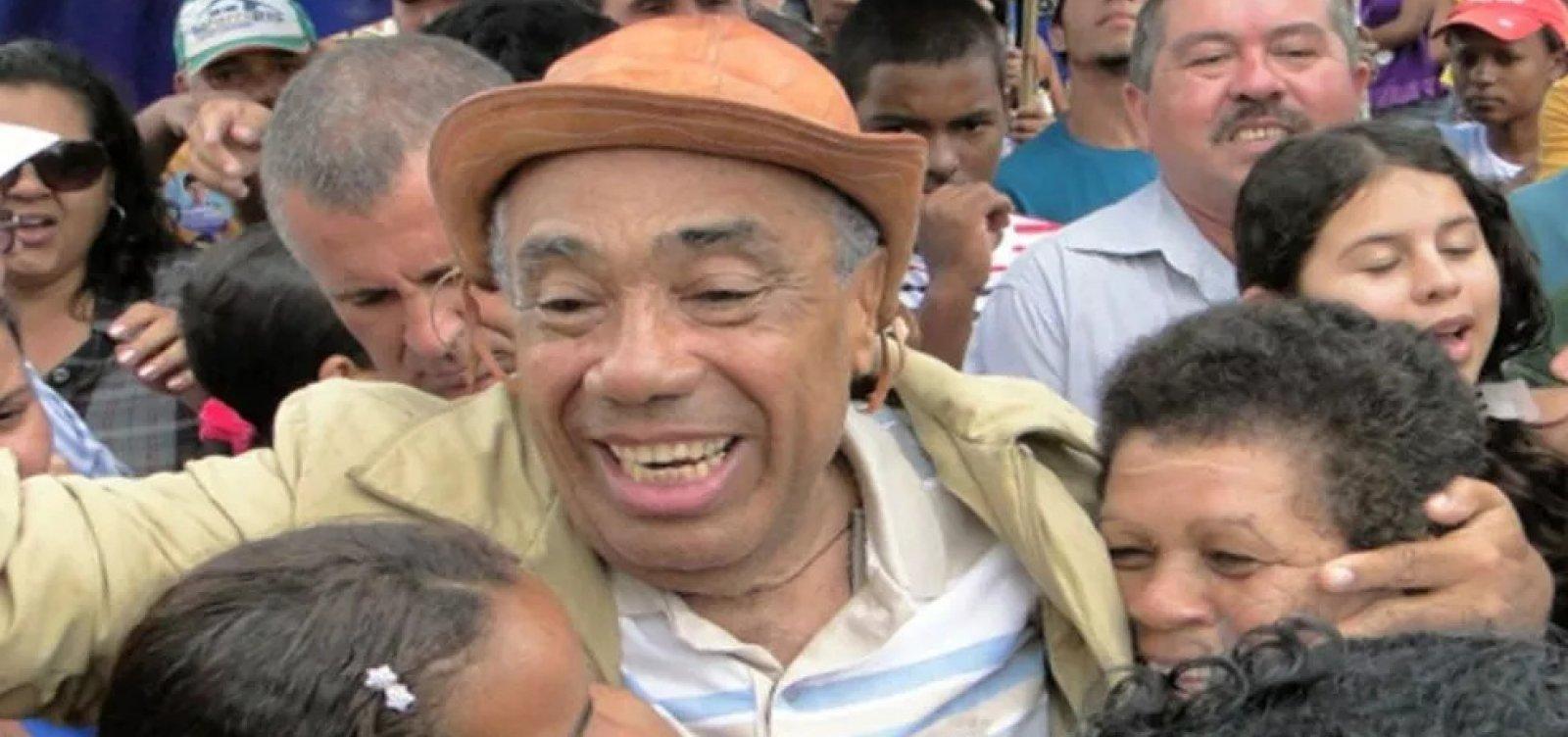 [Ex-governador de Sergipe morre aos 79 anos]