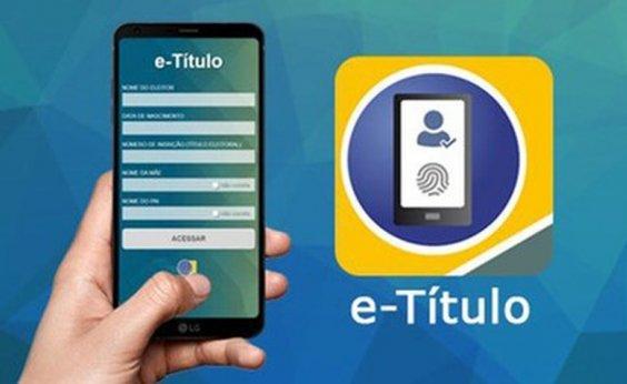 [Segundo turno: eleitores têm até às 23h59 do sábado para baixar e-Titulo, diz TSE]