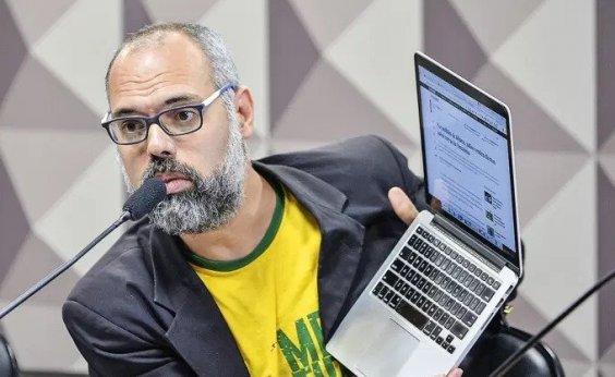 [Twitter suspende conta de site bolsonarista por violação das regras de uso]