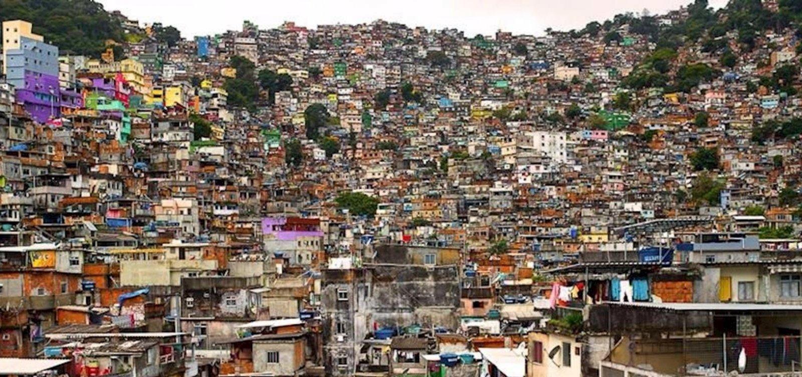[IBGE: 77,8% da pobreza no Brasil recai sobre famílias pretas e pardas ]