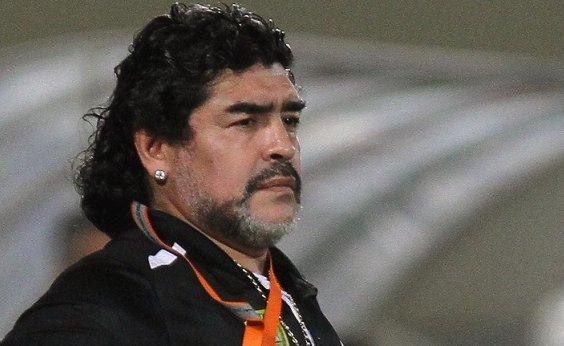 [Velório de Maradona será na Casa Rosada, sede do governo argentino  ]