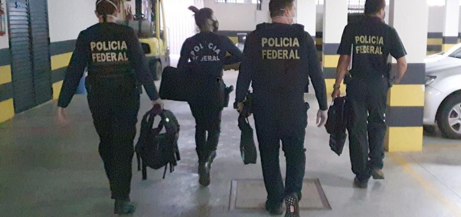 [PF prende suspeitos de organização criminosa no Rio Grande do Norte]