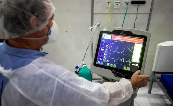 [Número de casos de síndrome respiratória grave volta a crescer no Brasil]