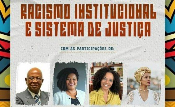 [Webinário do CNMP discute racismo institucional e o Sistema de Justiça]