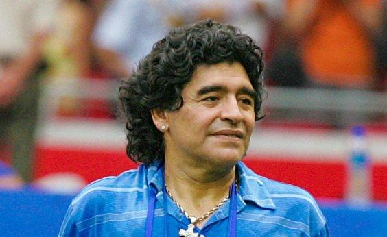 [Autópsia aponta que Maradona sofreu infarto enquanto dormia, diz jornal argentino]